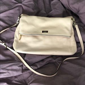 Kate Spade blush leather purse